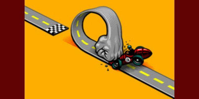 Don't Let a Market Crash Hit You at the Finish Line