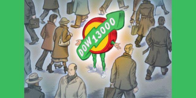 Dow 1,339,410: The Latest Milestone