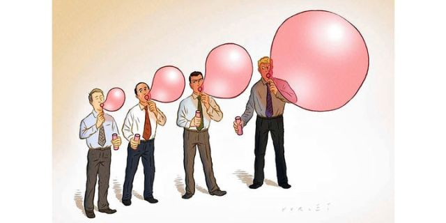 How Many 'Greater Fools' Does It Take to Make a Bubble?
