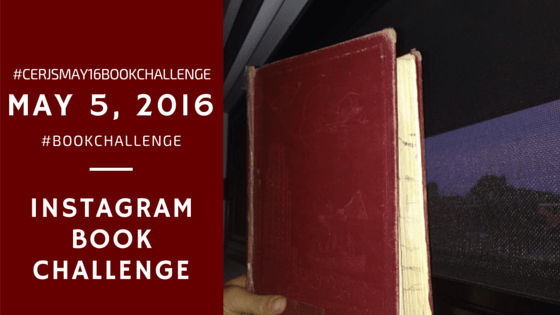 7 - Book Challenge May 5