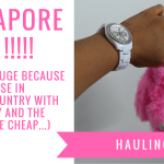singapore holiday haul blog header 2 - The Edge Of Everything by Jeff Giles | Non-Spoiler Review