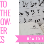 how to read the shadowhunter books blog header - A Court Of Thorns And Roses by Sarah J. Maas | Spoilery-ish Review