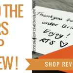 read the stars shop review blog header - A Court Of Mist And Fury by Sarah J. Mass  | Spoilery Review