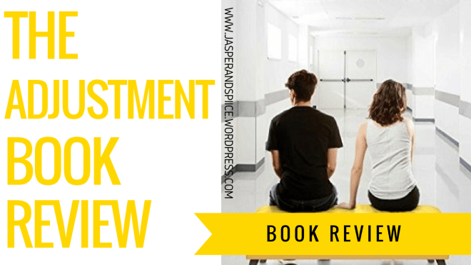 the adjustment book review blog header - The Adjustment Book Non-Spoiler Review | by Suzanne Young
