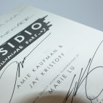 signed obsidio book - March Wrap-Up + Huge Book Haul!