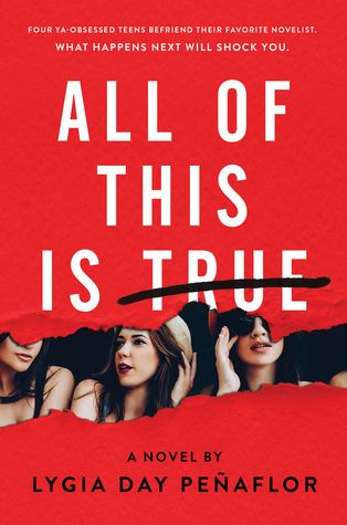 this is all true book cover - FIRST IMPRESSIONS Book Haul + April Wrap-Up!