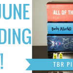 june tbr 2018 blog header - The Scary Voice In My Dreams | Storytime Wednesay