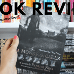 a monster calls unconventional book review 2018 header - Shaking Hands - A Story About An Anxious Teen.