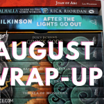 august wrap up and book haul 2018 header - A Court of Wings and Ruin by Sarah J. Mass | Spoilery Book Review