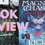 magnus chase and the ship of the dead 2018 header - Creating A Writing Plan + Reaching My Goals!