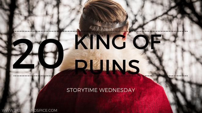 planned conversations 18 blog header - King Of Ruins (SW #20) - Short Story