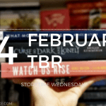 choosing my february tbr 24 blog header - Imprison The Sky by A. C. Gaughan | Non-Spoiler Book Review