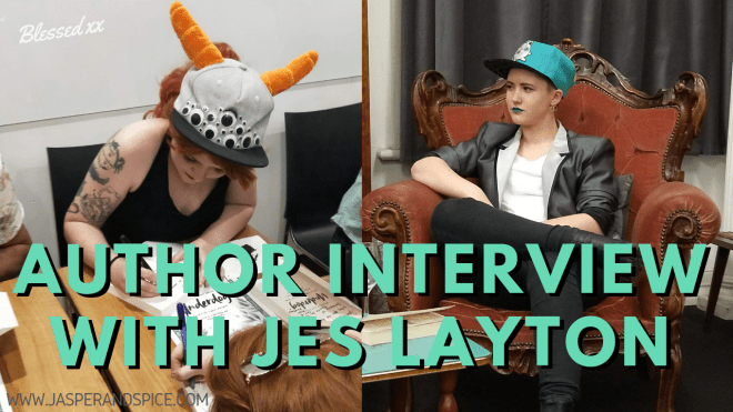 author interview with jes layton 2019 header 1 - An Interview with Author Jes Layton!