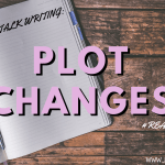 plot changes in writing 2019 header - Writer's Group Meet #4 @TheYAPage