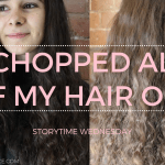 I Chopped All Of My Hair Off Blog Header - Rainbow Pride Month TBR Challenge!