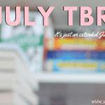 July TBR 2019 Header - June Monthly Wrap Up!