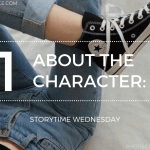 Realise About The Character  Jaz 2019 Blog Header Storytime Wednesday 1 - Sh*t Readers Say (Relatable)!
