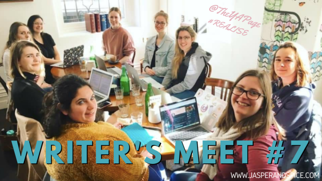 Writers Book Meet 7 TheYAPage 2019 Header 1 - TheYAPage Writer's Meet #7