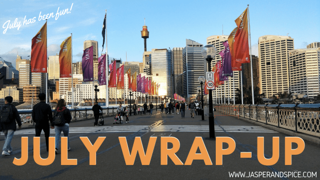 July Wrap Up 2019 Header - July Wrap-Up 2019