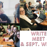 TheYAPage Writing Meet Up and September 2019 Wrap Up 2019 Header 1 - What To Say When Meeting Authors! (SW#36)