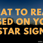 What to read Based on your star sign 2019 Header 1 - Wilder Girls by Rory Power | Spoiler Free Book Review