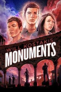 monuments by will kostakis book cover 200x300 - Monuments by Will Kostakis | Semi-Spoiler Book Review