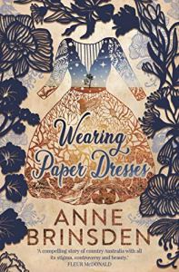 Wearing Paper Dressed book cover by Anne Brinsden 197x300 - My January 2020 TBR Sucks!