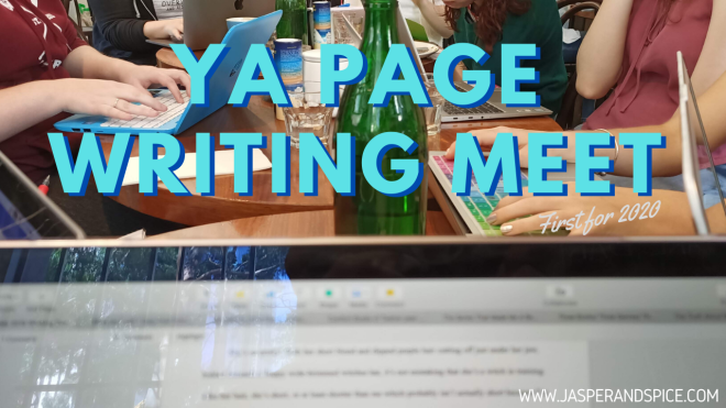 First Impressions of Vietnam from an Aussie 2020 Blog Header 1 - My First YA Page Writing Meet of 2020!