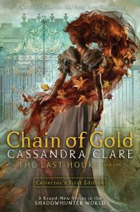 chain of gold by cassandra clare book cover 199x300 - Chain Of Gold by Cassandra Clare | SPOILER FREE Book Review