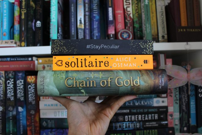 IMG 0144 scaled - A Hufflepuff Does The OWLs Magical Readathon! TBR Post + YouTube Video!