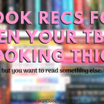 book recs for when your tbr is looking thicc - Ghosts of The Shadow Market by Cassandra Clare | Spoiler Free Book Review