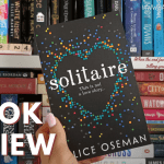 Solitaire by Alice Oseman Book Review Spoiler Free 2020 Header - Questions About My OC From A Random Pinterest Post (SW#51)