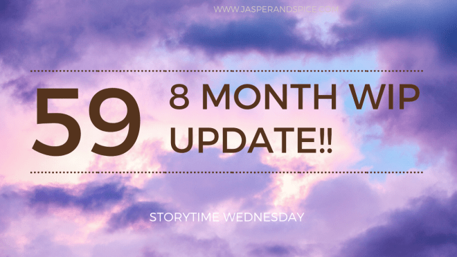 8 Month Writing Update 2020 SW Header - My Book Is So Close To Done! 8 Month Writing Update (SW#29)