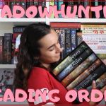 Shadowhunter Reading Order - Chatting About Blogging & Being Paid To Blog (SW#57)