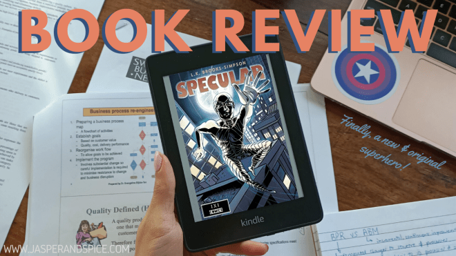 Specular Book Review Spoiler Free 2020 Header - Specular by L.K. Brooks-Simpsons | Spoilery Book Review