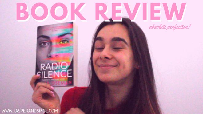 Radio Silence Book Review Spoiler 2020 Header - Radio Silence by Alice Oseman | Spoiler-ish Book Review