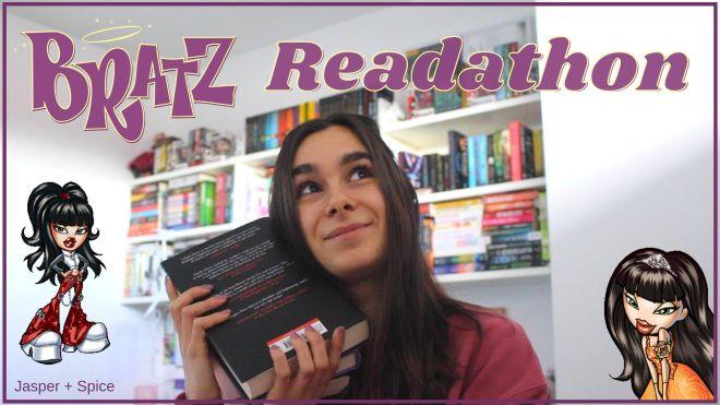 Bratz Readathon TBR 2020 - Bratz Readathon TBR!