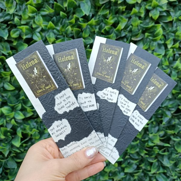wp 1619954928118 scaled - ✨Exclusive✨ Handmade HELENA Bookmarks