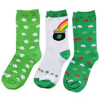 St Patrick's Day Women's Socks