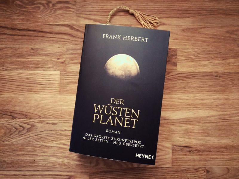 Rezension: DUNE – Der Wüstenplanet