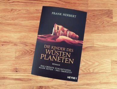 Die Kinder des Wüstenplaneten – Rezension