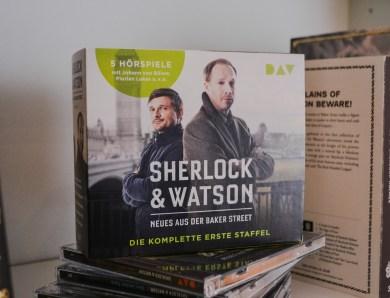Sherlock & Watson | Hörspielstaffel 1 – Rezension