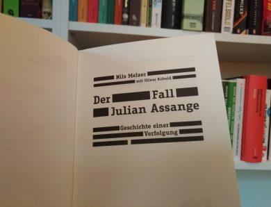 Der Fall Julian Assange – Sachbuch