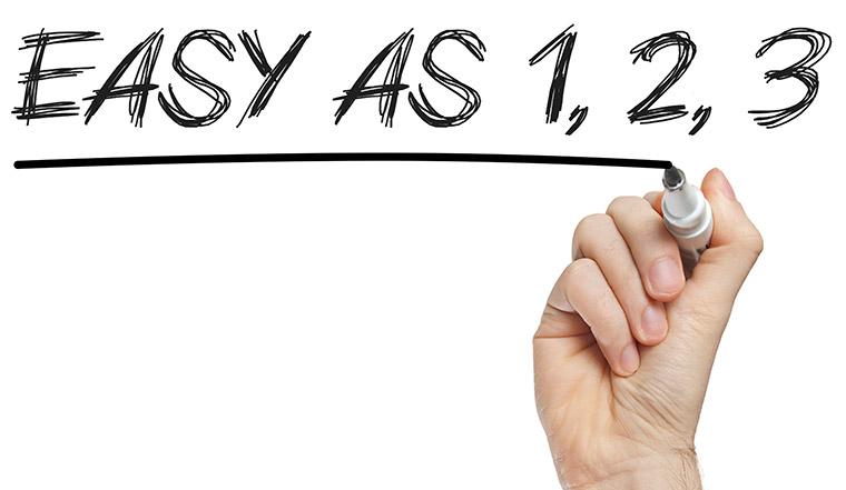 ES6 Arrow Functions as easy as 1, 2, 3