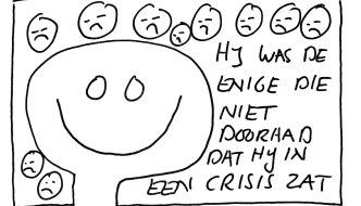 De crisis in de crisis