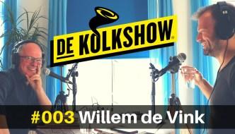 #3: WILLEM DE VINK – Hoe je een creërend leven leeft (en een creatieve kerk bouwt)