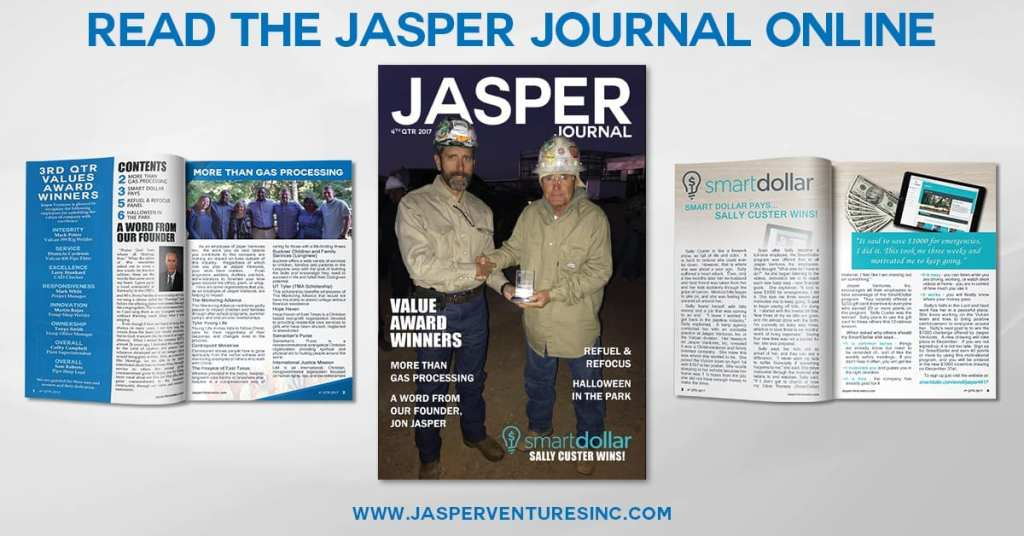 The New Jasper Journal