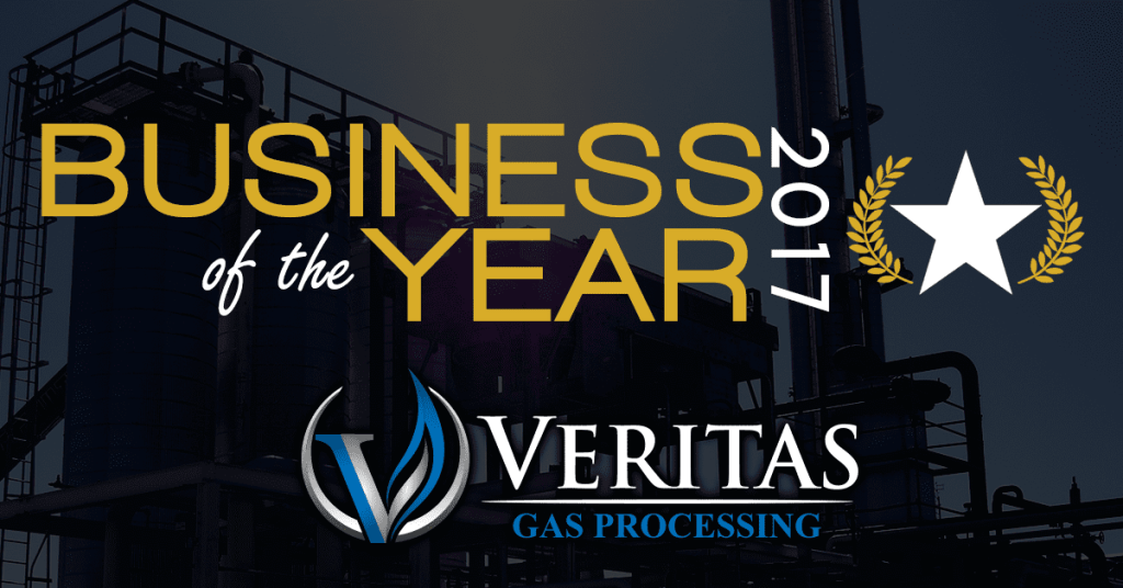 Veritas Awarded 'Business of the Year' by Troup Chamber of Commerce