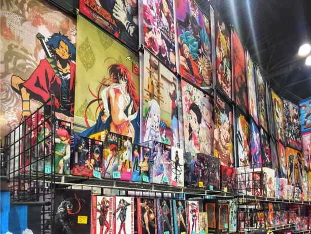 anime posters for sale