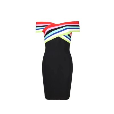 JASSJAZZ RAINBOW DRESS